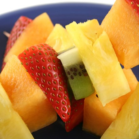 Fresh fruit is a key ingredient in healthy and flavorful desserts.