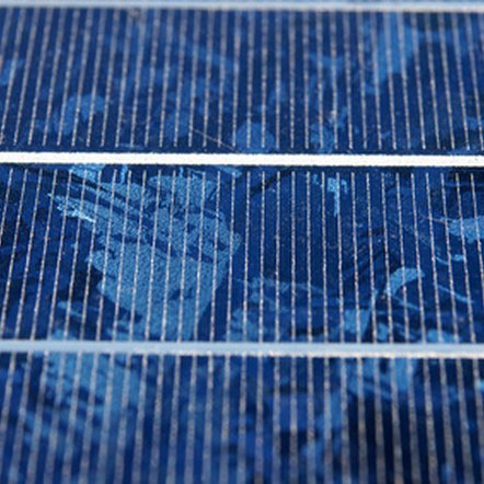 The installation of solar heating panels may be covered by public grants.