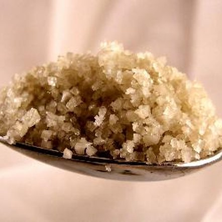 Sea salt is an excellent source of electrolytes.