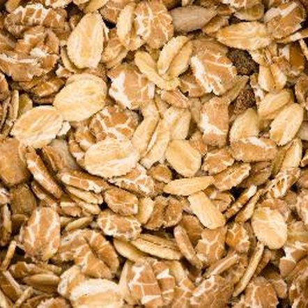 Eating unprocessed, whole-grain oats is an excellent way to meet your minimum carbohydrate requirements.