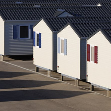 Manufactured homes must adhere to strict government guidelines.