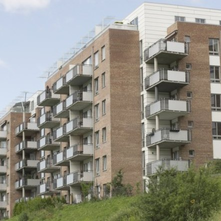 HUD offers housing in the form of apartments or multi-family living.