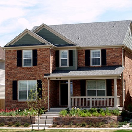Measuring your house from the outside can help determine its total square footage.
