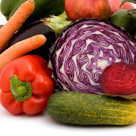 Fruits and vegetables prevent disease, aid weight loss and supply variety to your diet.