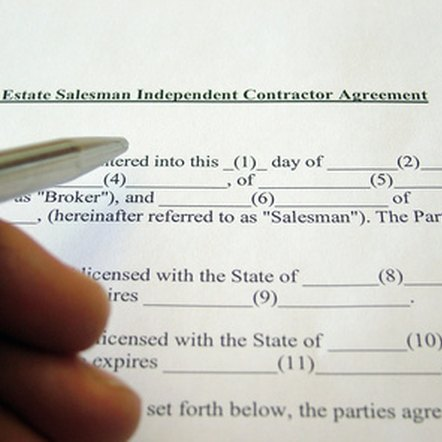 Real estate brokers can add their own listing agreement termination clauses.