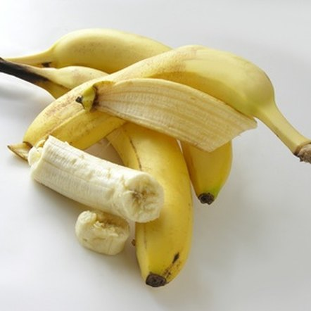 Bananas contain amino acids, vitamins and minerals that can help keep your energized throughout your workout.