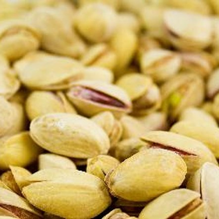 Pistachios are a heart-healthy snack.