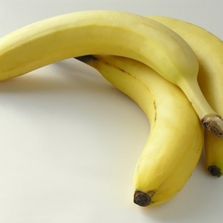 Bananas are a healthy way to satisfy a sweet tooth.