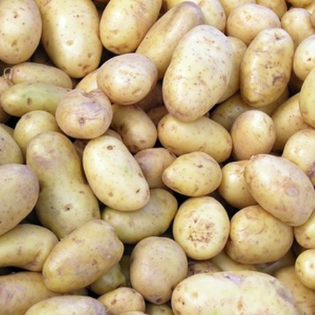 Potatoes are nutrient dense.
