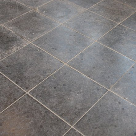 Vinyl flooring is a simple way to finish basement floors.