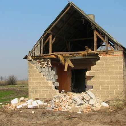 Without homeowner's insurance, finding the money to rebuild your home may be difficult.