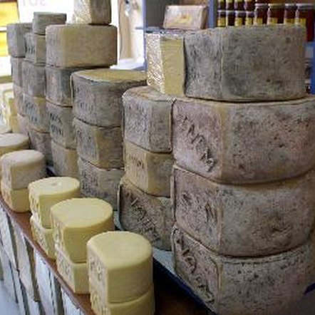 Aged cheeses are rich in histamines and tyramines.