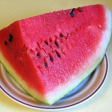 Watermelon is a nutritious fruit.