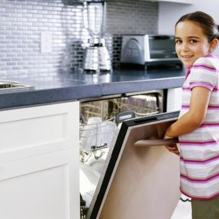 Many dishwashers have a sanitize setting, but do not necessarily sterilize.