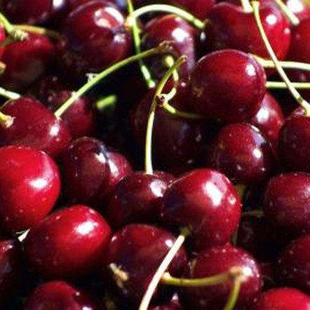Cherries contain some vitamin K, but you should pair them with other foods to significantly increase your vitamin K intake.