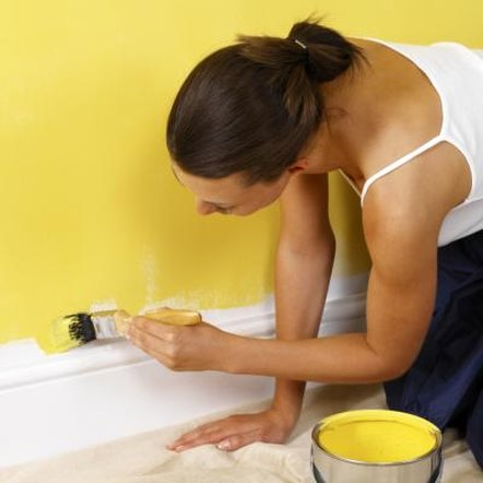 Washing walls before you paint offers the best finish.