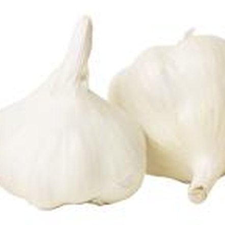 Garlic naturally repels some species of beetles.