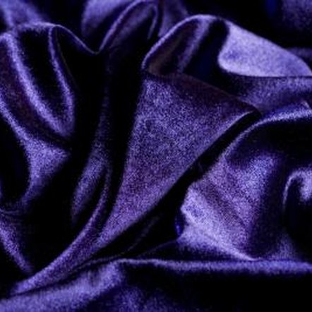 Both the colors and texture of velvet are rich and luxurious.