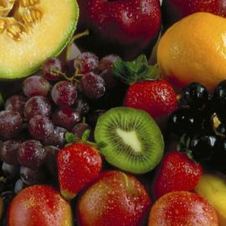 Fruit juice retains nutrients, including natural sugar.