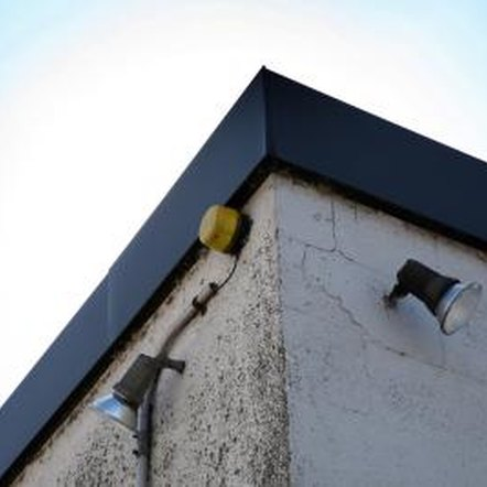 How To Attach Flashing To A Parapet Wall Home Guides