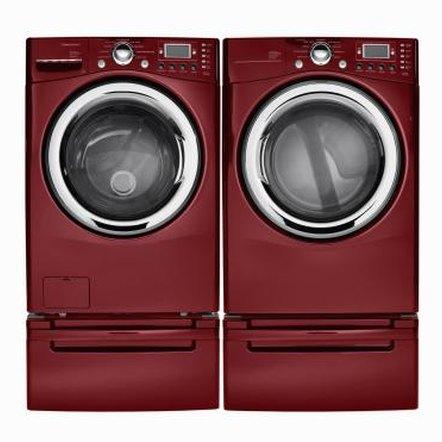 washing machine clothes still