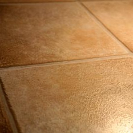 Sanded grout's rough texture makes it more difficult to clean.