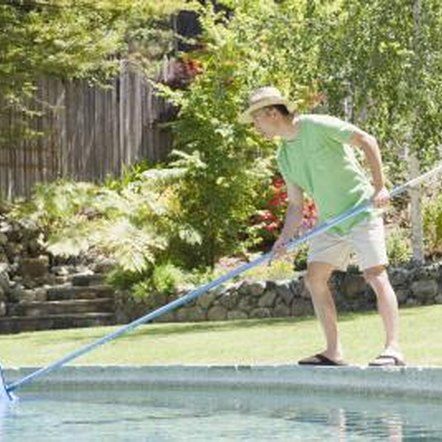 A simple pool maintenance routine keeps your inground pool in top shape.