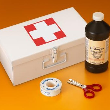 Hydrogen peroxide from the medicine cabinet can double as pesticide.