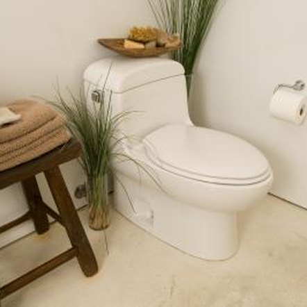 You need a shut-off valve on the toilet water supply so you can make repairs.