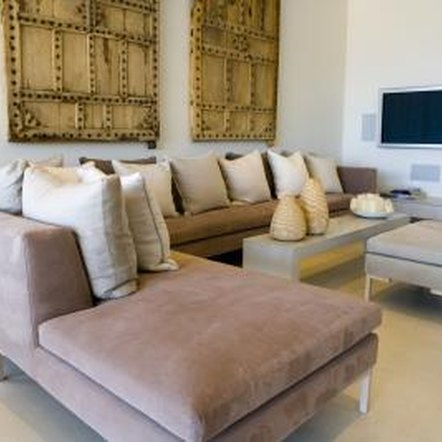 How To Arrange Throw Pillows On A Sectional Sofa Home