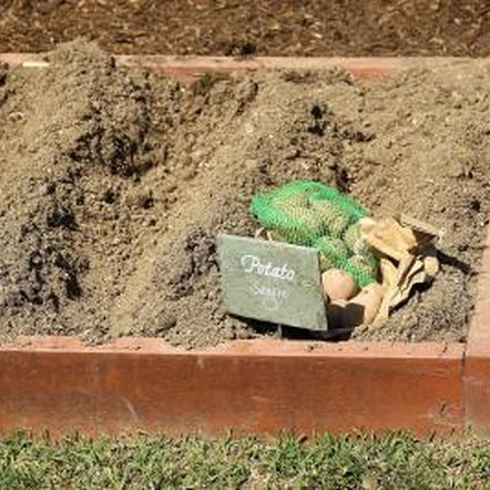 raised garden bed soil compost ratio 2