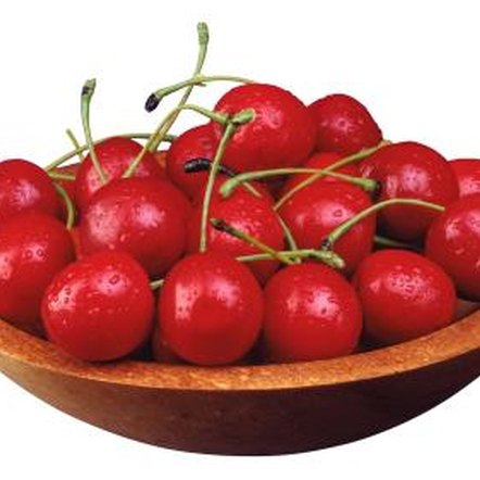 Save cherry pits to germinate and grow your own seedlings to plant.