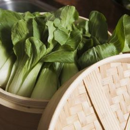Bok choy is sometimes called pak choy.