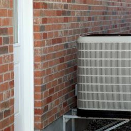 Heat pumps are motor-driven appliances that can cause lights to dim.