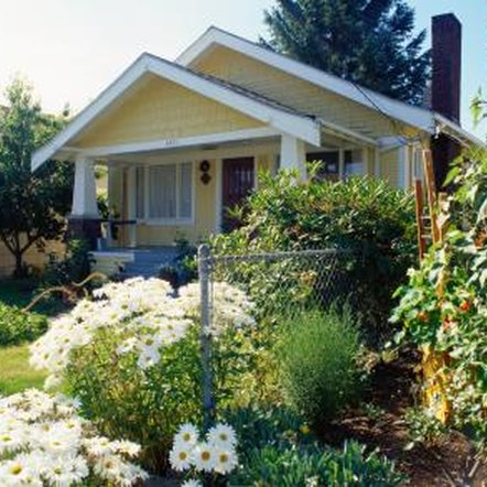 Make front yard landscaping choices to frame your house attractively.