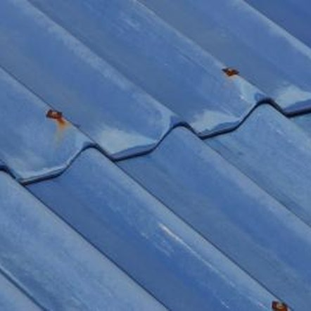 Roofing sheets must overlap to create a rigid structure.