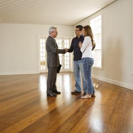 The relationship with property management is more formal than with a landlord.