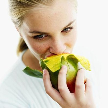 Mangoes are an especially good source of soluble fiber.