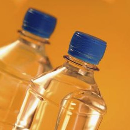 Choose a clear plastic bottle and remove all labels for a simple water-purification method.