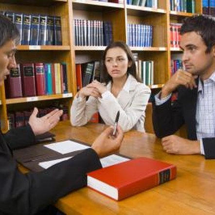 Real estate lawyers handle all the paperwork in transactions and litigation.