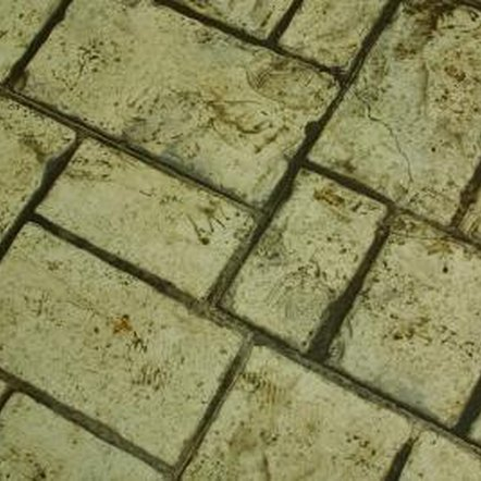Natural tiles clean the same way as man-made tiles.