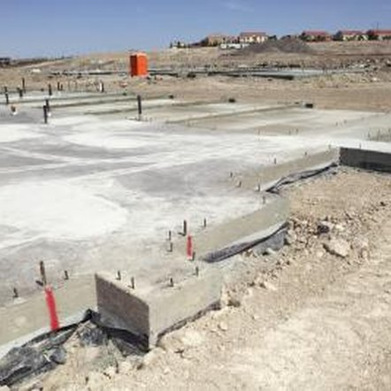 New concrete slabs may take as long as three years to fully cure.