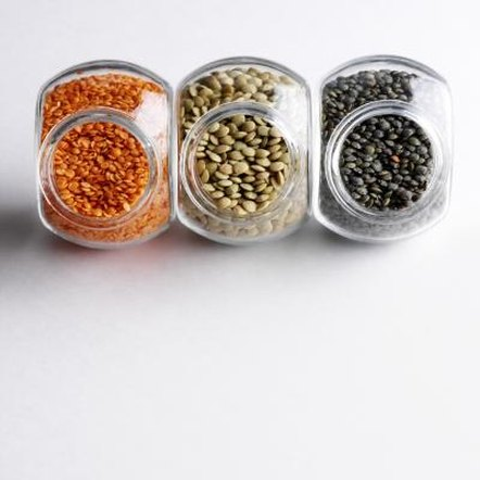Lentils provide more protein and iron per serving than quinoa.