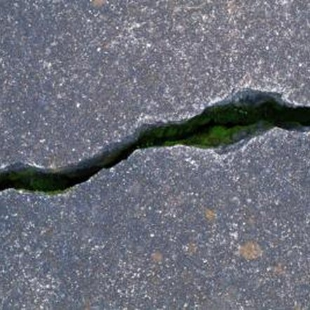 Cracked and uneven concrete can be repaired in a day.