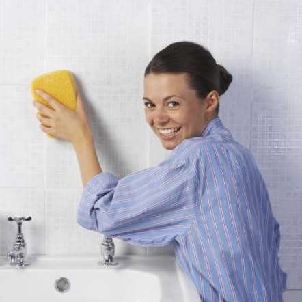 You can remove water stains with nontoxic household items.