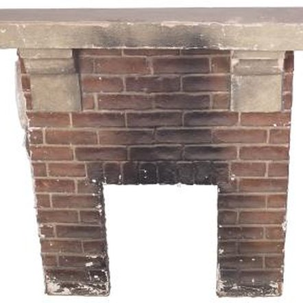 Your fireplace may need some cleaning and repair before it looks its best.