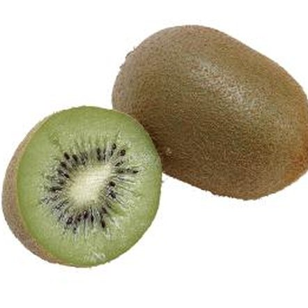 Mini kiwi fruits are smaller and less fuzzy than their larger counterparts, but just as delicious.