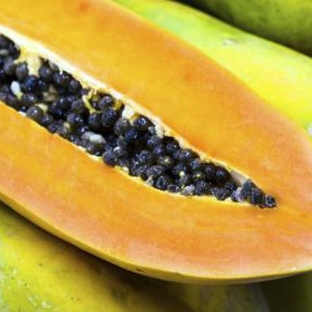 do papayas ripen after being picked home guides sf gate