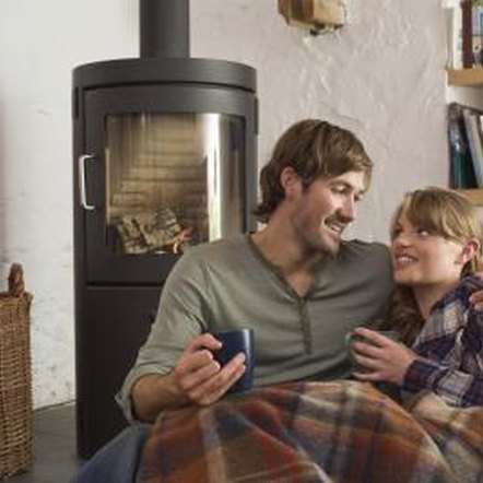 Modern wood stoves are more efficient and produce less pollution.