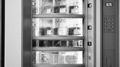 Advantages of Vending Machines